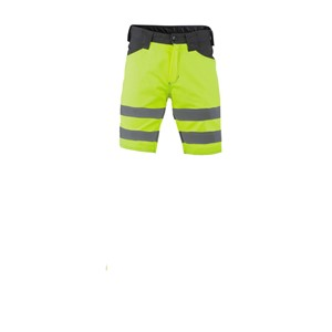 Synlig Plus Shorts Gul/Svart