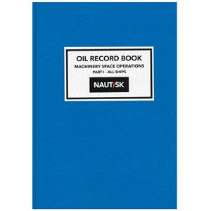 Oil record book Part 1