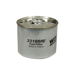 Wix Cartridge Fuel Metal Canister Filter (L296F/HDF296)