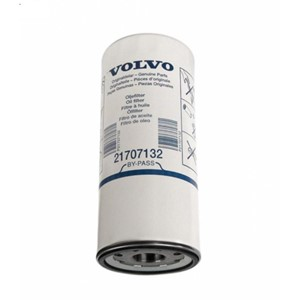 VOlvo lube filter BY-PASS